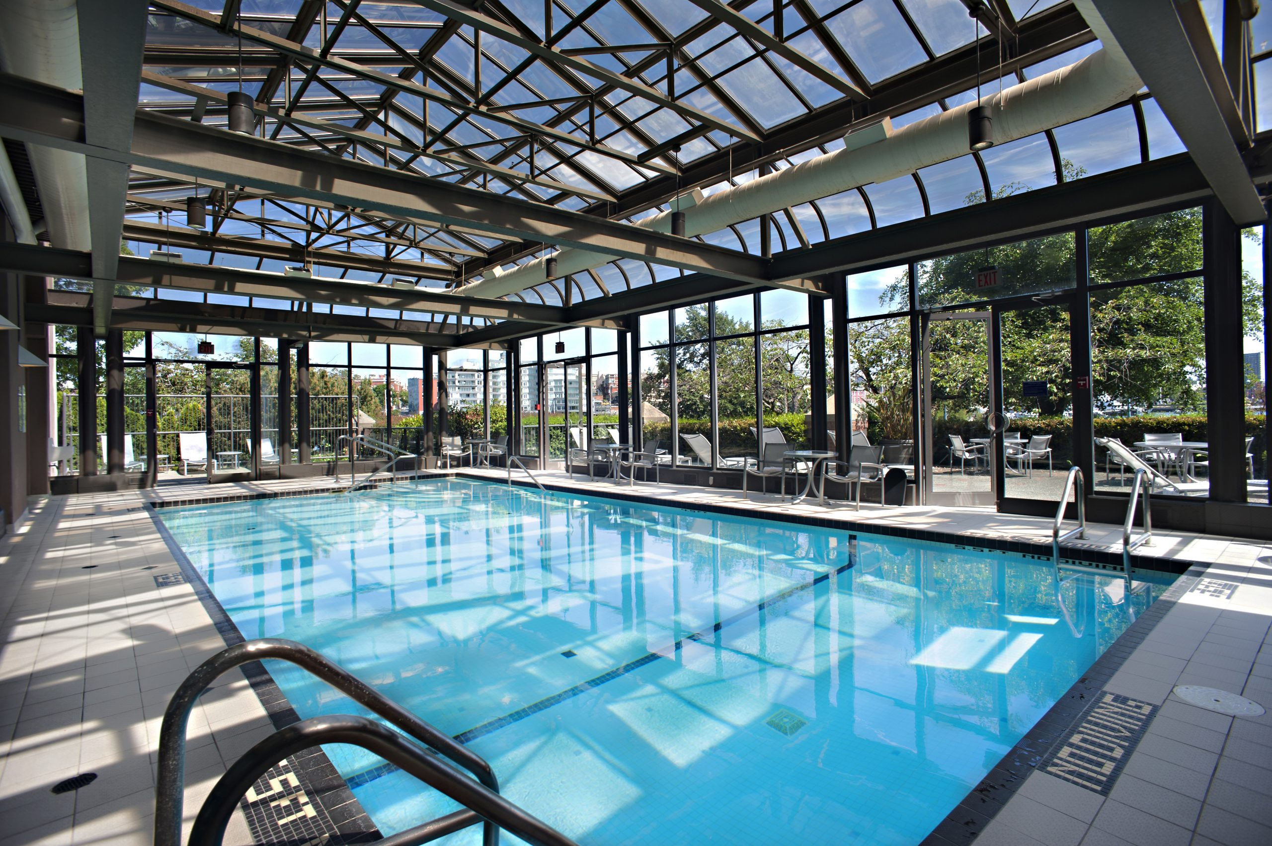 Delta Ocean Pointe Resort Pool