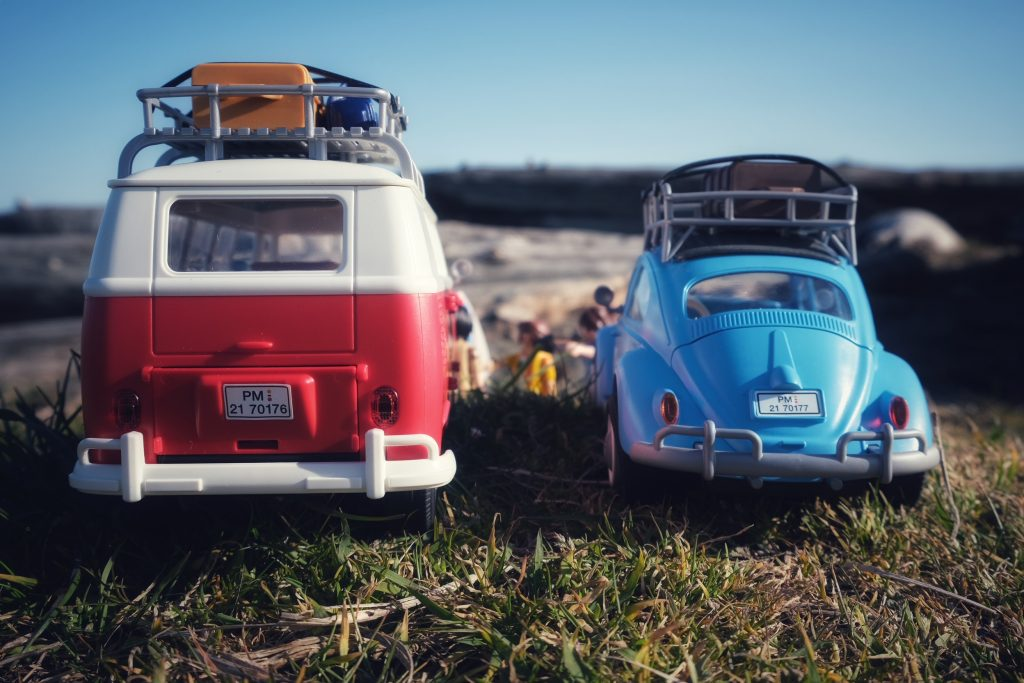 Playmobil Volkswagen Cars