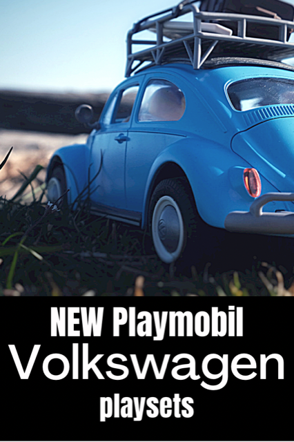 Playmobil Volkswagen Toys