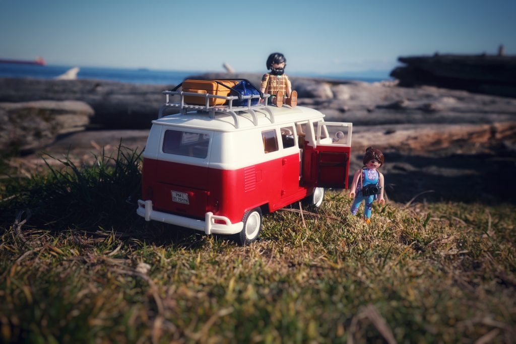 Volkswagen Camping Bus by Playmobil