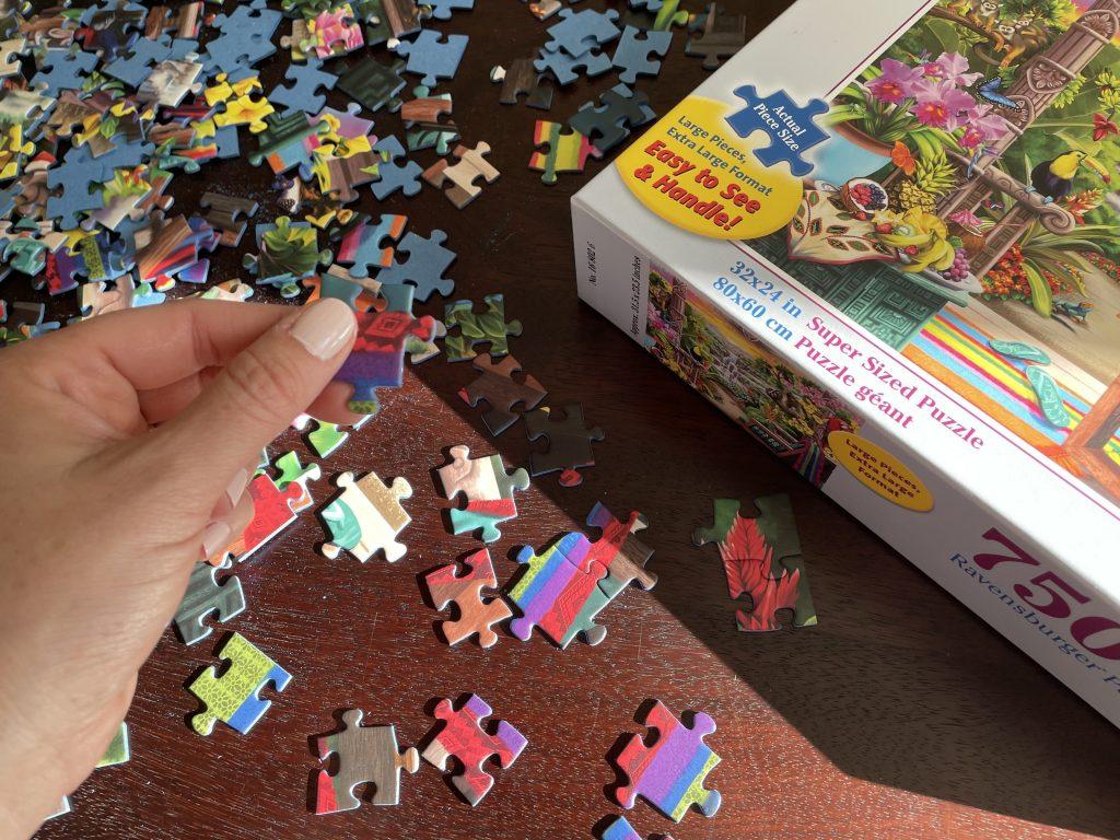 Ravensburger quality puzzles