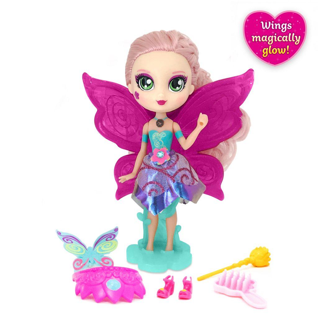 Bright Fairy Friends Queen Light Fairy