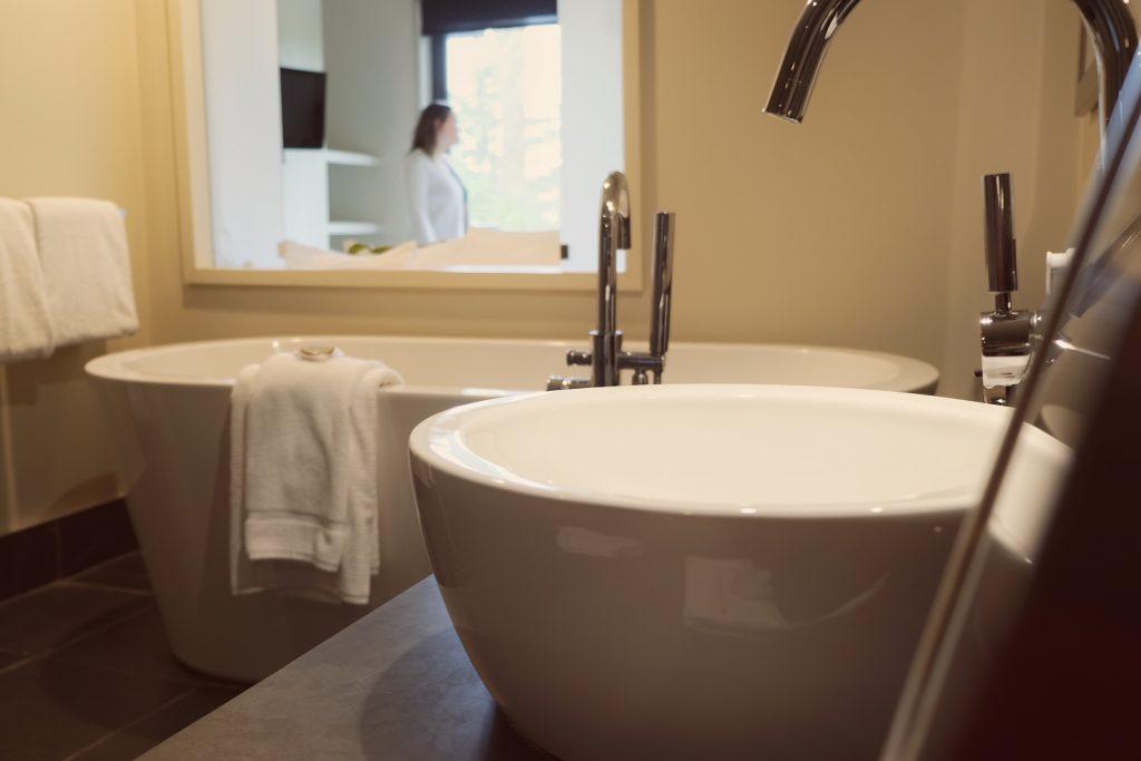 Black Rock Resort Bathroom