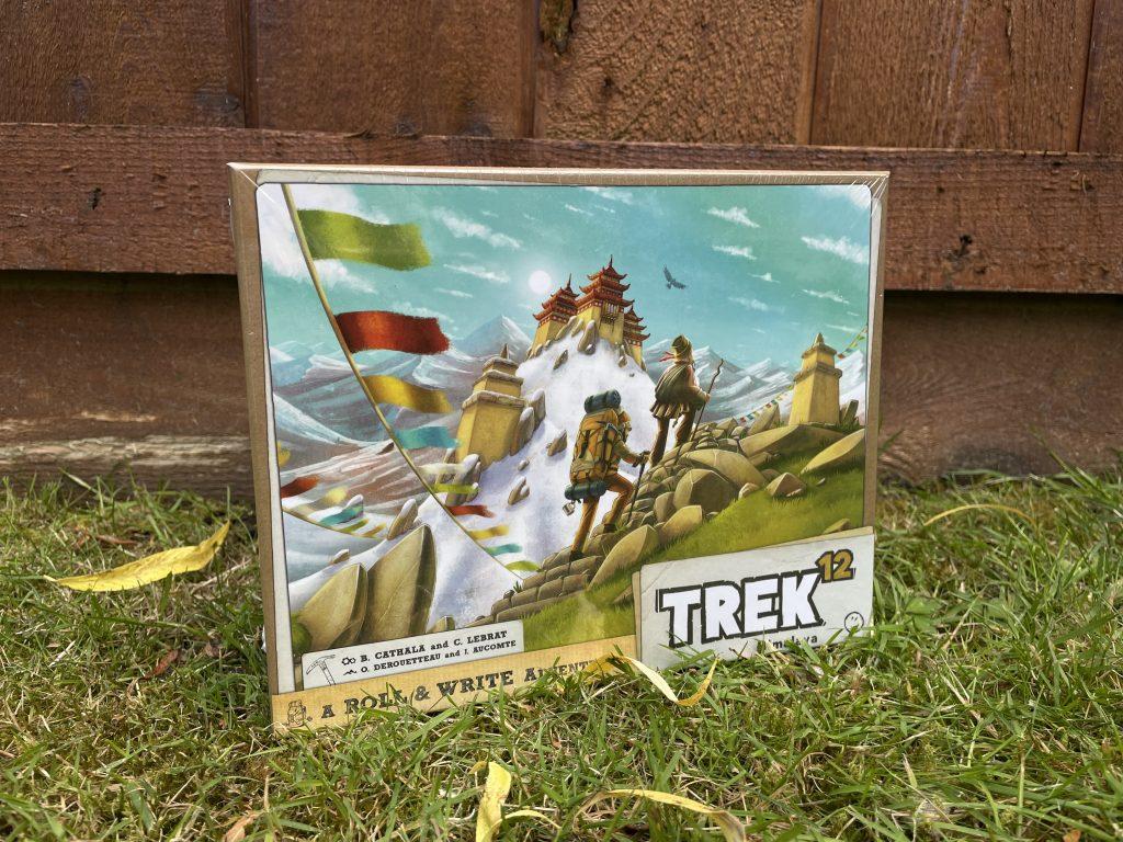 Trek12 game