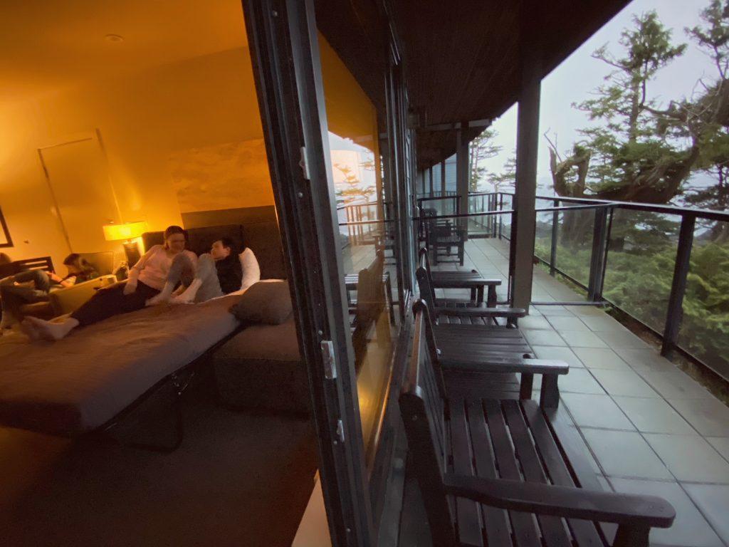 Black Rock resort suite