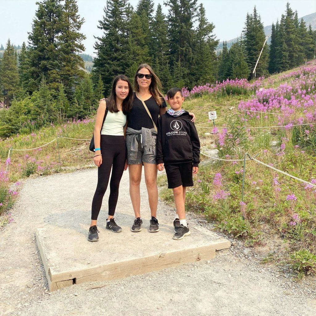 Family Lake Louise