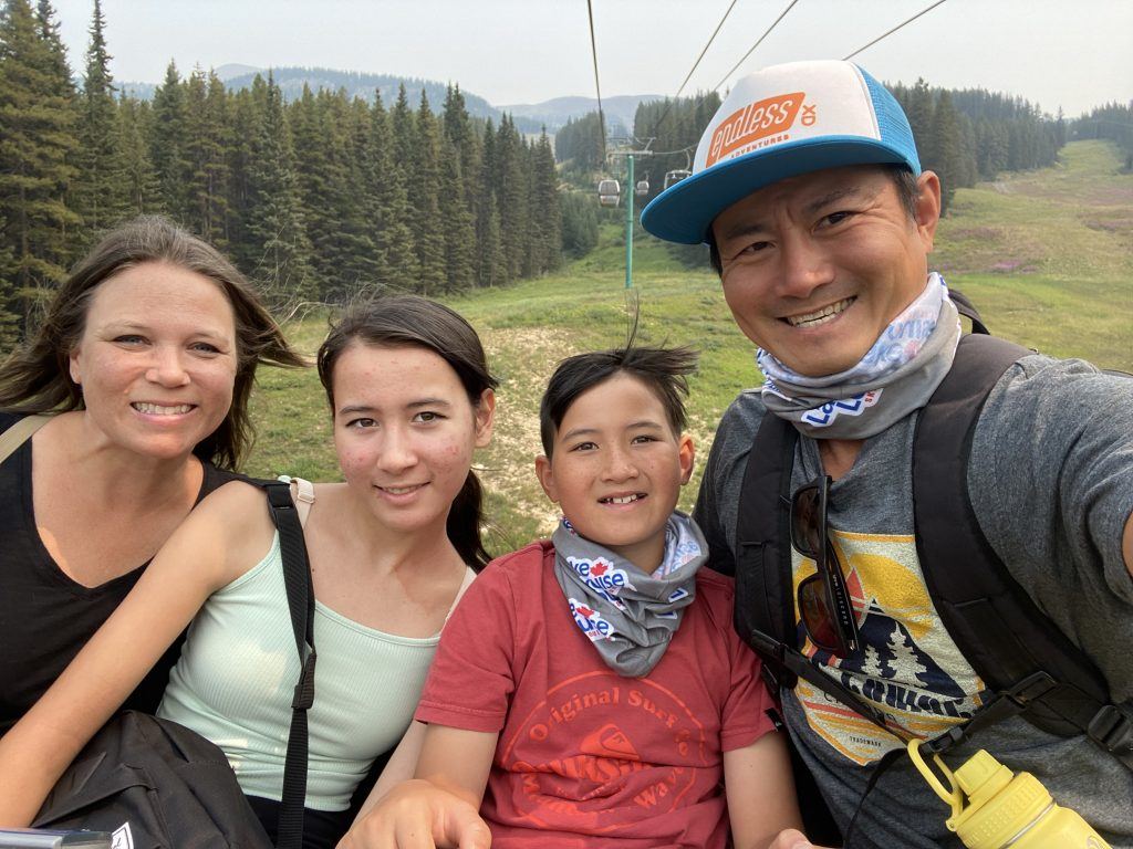 Lake Louise Summer Chairlift