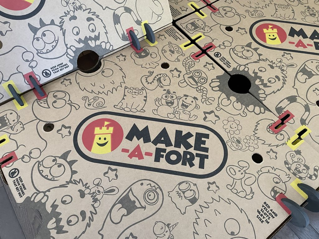 Make-A-Fort building kit